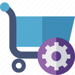 business, buy, ecommerce, settings, shopping icon