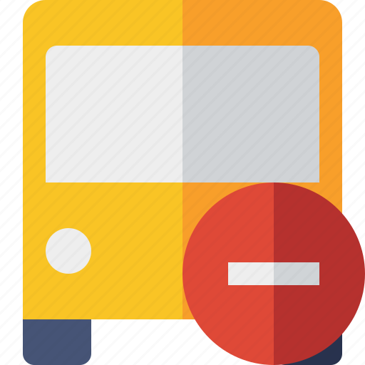 bus, public, stop, transport, transportation, travel, vehicle icon