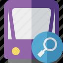 public, search, train, tram, tramway, transport