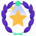 award, star, achievement