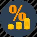 business, coins, finance, money