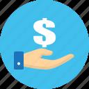 money, donate, finance, business