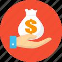 business, donation, finance, money