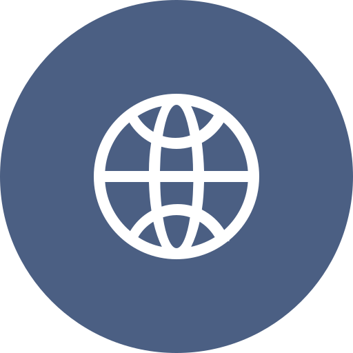 connection, globe, internet, web, website, worldwide icon