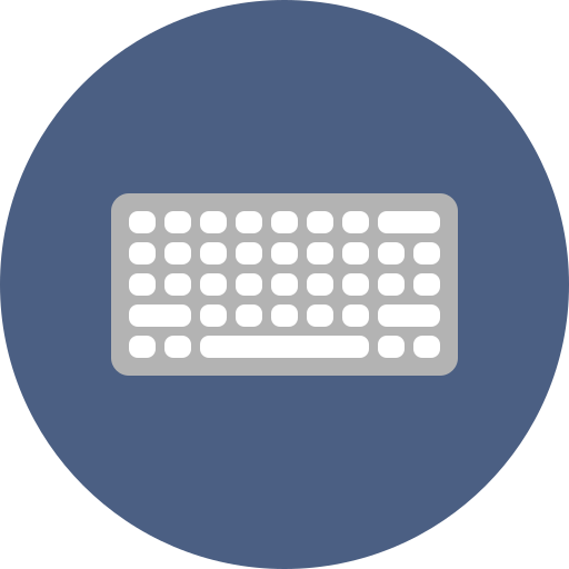 computer, keyboard, keypad icon