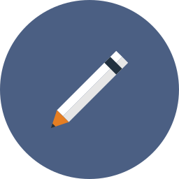 draw, edit, graphic, pen, pencil, write icon