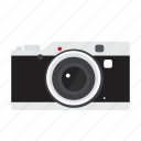 camera, digital, lens, photo, photography, polaroid icon