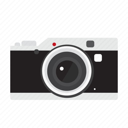 Camera, digital, lens, photo, photography, polaroid icon - Download on Iconfinder
