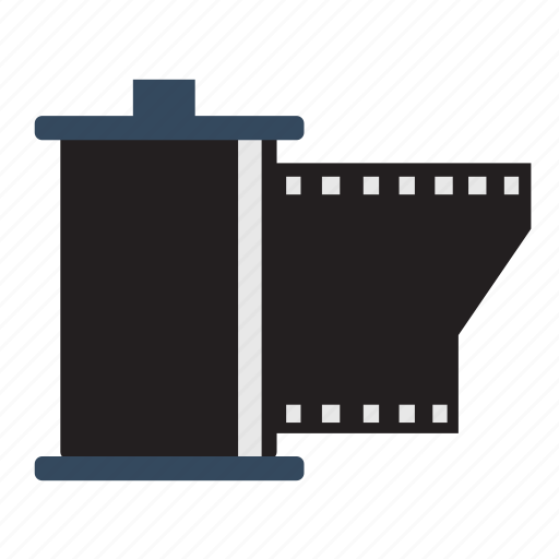 audiovisual, camera, camera reel, film, photography, video icon
