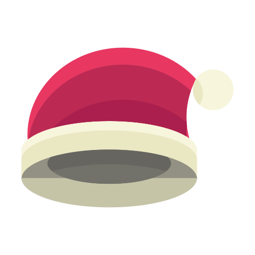 christmas, clothes, clothing, fashion, hat, winter icon