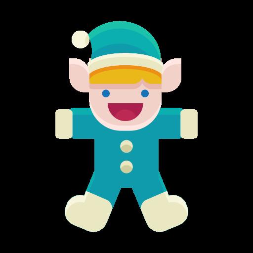 child, christmas, elf, helper, santa, toy, winter icon