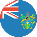 country, flag, islands, nation, pitcairn