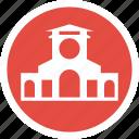 attraction, benthanh, building, market, saigon icon
