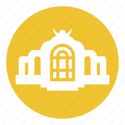 attraction, building, house, opera, saigon icon