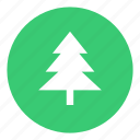 forest, garden, park, tree icon