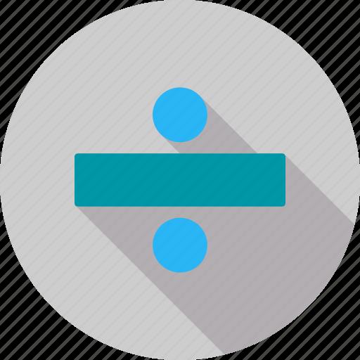 arrow, divide, split icon