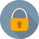 lock, password, protection, safety icon