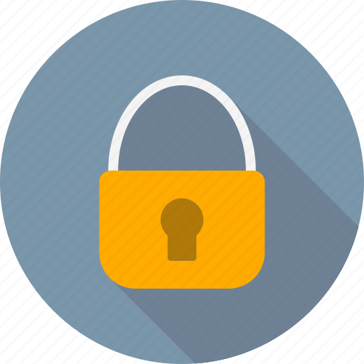 lock, password, protection icon