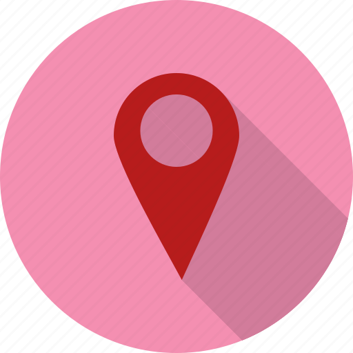 iocation, location, pin icon