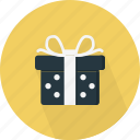 celebrate, celebration, decoration, dot, giftbox, party icon