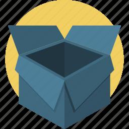 box, giftbox, open icon