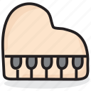 digital piano, keyboard piano, musical device, musical keyboard, piano