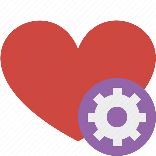 favorites, heart, love, settings icon