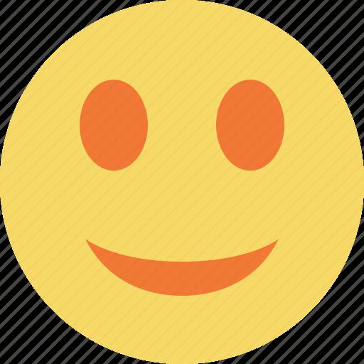 Smile, emoticon, emotion, face icon - Download on Iconfinder