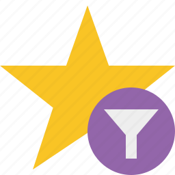 achievement, bookmark, favorite, filter, rating, star icon