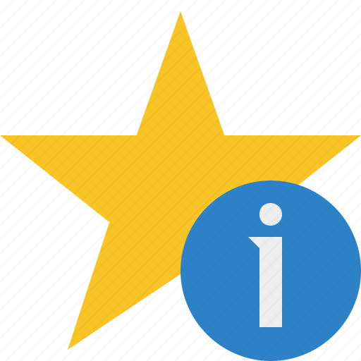 achievement, bookmark, favorite, information, rating icon