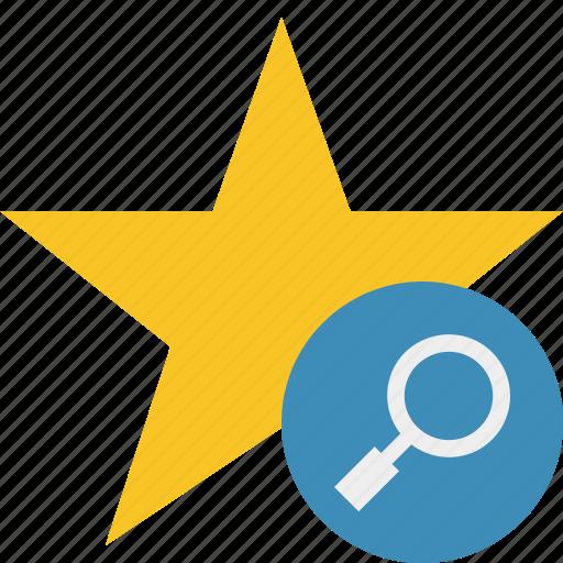 achievement, bookmark, favorite, rating, search, star icon