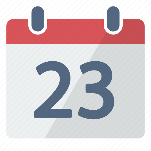 appointment, calendar, date, day, number, planning, schedule icon