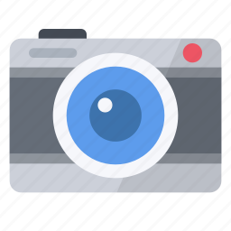 camera, device, digital, objective, photography, picture, pictures icon