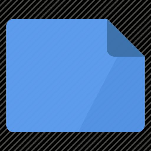 blue, document, documents, file, landscape, paper, sheet icon