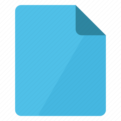 cyan, document, documents, file, paper, portrait, sheet icon