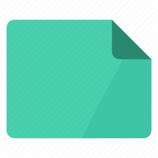 document, documents, file, green, landscape, paper, sheet icon