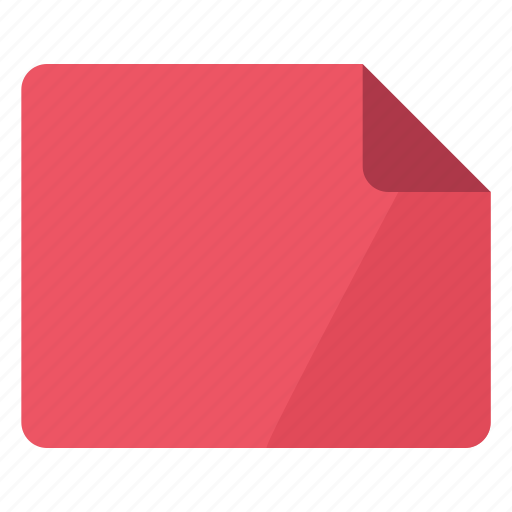 document, documents, file, landscape, paper, red, sheet icon