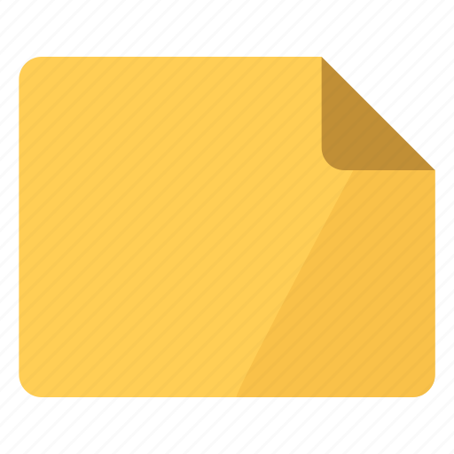 document, documents, file, landscape, paper, sheet, yellow icon