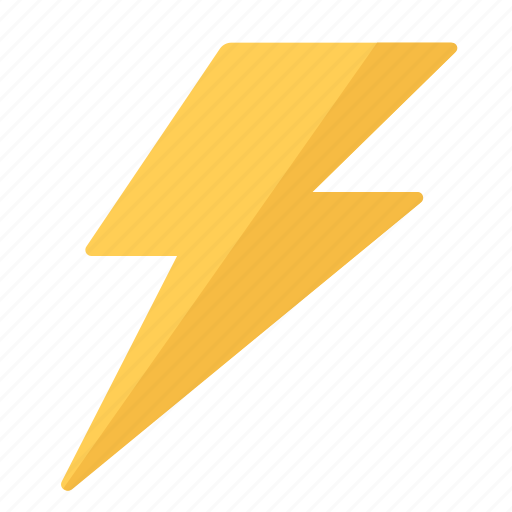 charge, electricity, execute, launch, lightning, power, thunder icon