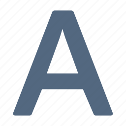 alphabet, bill, font, letter, number icon