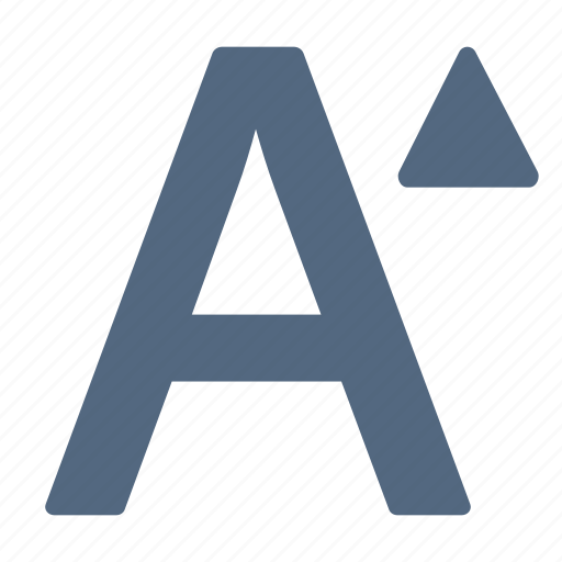 bill, font, increase, letter, number icon