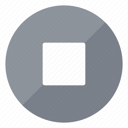 Media, recording, stop icon - Download on Iconfinder