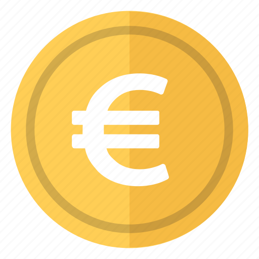 Coin, currency, euro, money icon - Download on Iconfinder