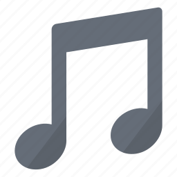 audio, media, multimedia, music, song, sound icon