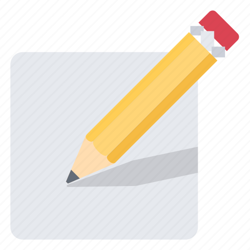 Document, new, pencil, write, edit, paper, pen icon - Download on Iconfinder
