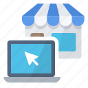 buy, connected, internet, market, online, products, store icon