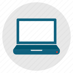 computer, device, internet, laptop, netbook, notebook, pc icon