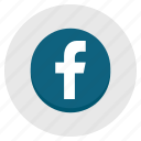 facebook, friend, logo, messanger, social, social media icon