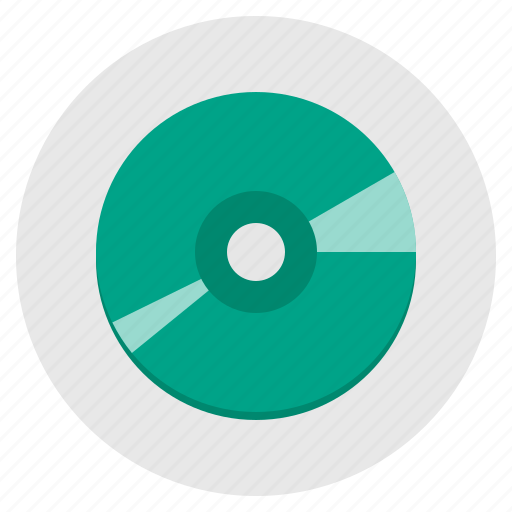 audio, audio cd, compact disc, music, recording icon