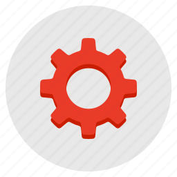 clog, configuration, gear, setup, system icon